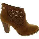 Xti  46568  women's Low Ankle Boots in Brown