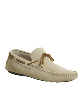 Ask the Missus Bounty Driver BEIGE SUEDE