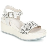 Lumberjack  BLANCHE  women's Sandals in White