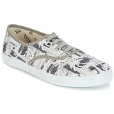 Victoria  INGLES PALMERAS  women's Shoes (Trainers) in Beige