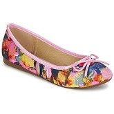 Moony Mood  EVIANITA  women's Shoes (Pumps / Ballerinas) in Multicolour