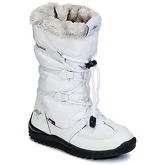 Kangaroos  PUFFY III JUNIOR  women's Snow boots in White