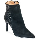 Fericelli  HOLGI  women's Low Ankle Boots in Black