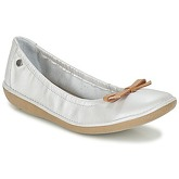 TBS  MACASH  women's Shoes (Pumps / Ballerinas) in Grey