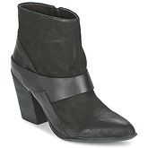 Aldo  KYNA  women's Low Ankle Boots in Black