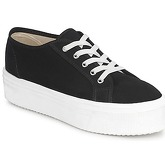 Yurban  SUPERTELA  women's Shoes (Trainers) in Black
