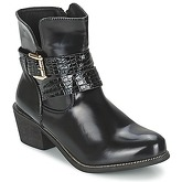 Eclipse  ORION  women's Mid Boots in Black