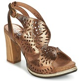 Felmini  BRONZALI  women's Sandals in Brown