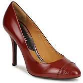 Premiata  M2952  women's Court Shoes in Red