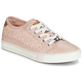 Mustang  1146303-557  women's Shoes (Trainers) in Pink