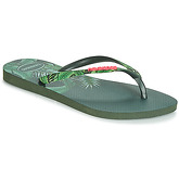 Havaianas  SLIM SENSATION  women's Flip flops / Sandals (Shoes) in Green
