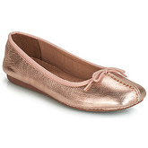 Clarks  FRECKLE ICE  women's Shoes (Pumps / Ballerinas) in Pink