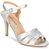 Buffalo  TROWI  women's Sandals in Silver