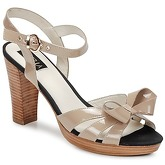 C.Petula  PIN-UP  women's Sandals in Beige