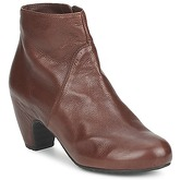 Högl  AMALE  women's Low Ankle Boots in Brown