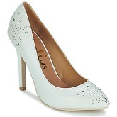 Shellys London  BRAZILIA  women's Court Shoes in White