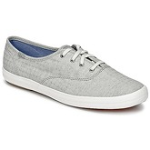 Keds  CH FOIL TICKING DOT  women's Shoes (Trainers) in Grey