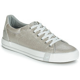 Mustang  1313302-23  women's Shoes (Trainers) in Silver