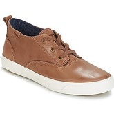 Keds  TRIUMPH MID LEATHER  women's Shoes (Trainers) in Brown