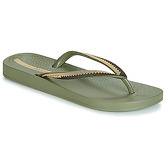 Ipanema  ANAT LOVELY IX  women's Flip flops / Sandals (Shoes) in Green