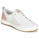 Josef Seibel  CAREN 07  women's Shoes (Trainers) in White