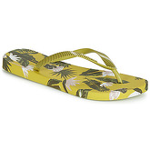 Ipanema  I LOVE TROPICAL  women's Flip flops / Sandals (Shoes) in Green