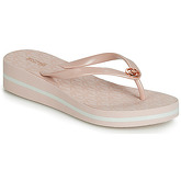 MICHAEL Michael Kors  BEDFORD  women's Flip flops / Sandals (Shoes) in Pink
