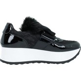 Cetti  C1099  women's Shoes (Trainers) in Black