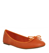 Office Karmen Ballet BRIGHT ORANGE