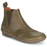 Art  ANTIBES  women's Mid Boots in Green