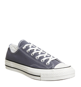 Converse All Star Ox 70 S LIGHT CARBON BLACK