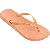 Ipanema  Anatomic Tan Colors  women's Flip flops / Sandals (Shoes) in Orange