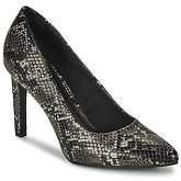 Marco Tozzi  -  women's Court Shoes in Grey