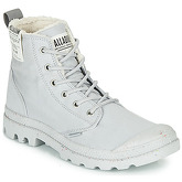 Palladium  PAMPA EARTH  women's Mid Boots in Grey