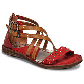 Airstep / A.S.98  RAMOS CLOU  women's Sandals in Red