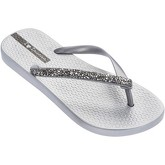 Ipanema  Glam Special  women's Flip flops / Sandals (Shoes) in Silver