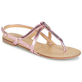 Moony Mood  JEKERINE  women's Sandals in Pink