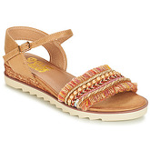 Refresh  69938  women's Sandals in Beige