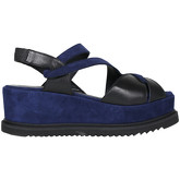 Accessoire Diffusion  Pacific wedge sandals  women's Sandals in Blue