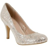 Lotus  Clancy Womens Court Shoes  women's Court Shoes in Silver