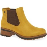 Rieker  Pine Womens Chelsea Boots  women's Low Boots in Yellow