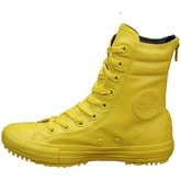 Converse  Chuck T AS Hirise Boot Rubber  women's Mid Boots in Yellow