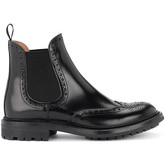 Church's  Aura black leather ankle boots  women's Mid Boots in Black