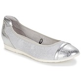 Tamaris  ADELA  women's Shoes (Pumps / Ballerinas) in Grey