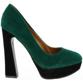 Milanelli  Pumps SAM  women's Court Shoes in Green