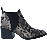 Alpe  4360 Botines Animal Print de Mujer  women's Low Ankle Boots in Multicolour