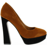 Milanelli  Pumps SAM  women's Court Shoes in Brown