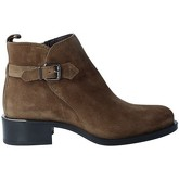 Alpe  4303 Botines Casual con Hebilla de Mujer  women's Low Ankle Boots in Brown