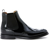 Church's  Beatles Ketsby in pelle nera  women's Low Boots in Black