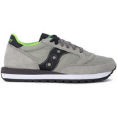 Saucony  Jazz grey and black suede and nylon sneakers  women's Shoes (Trainers) in Grey